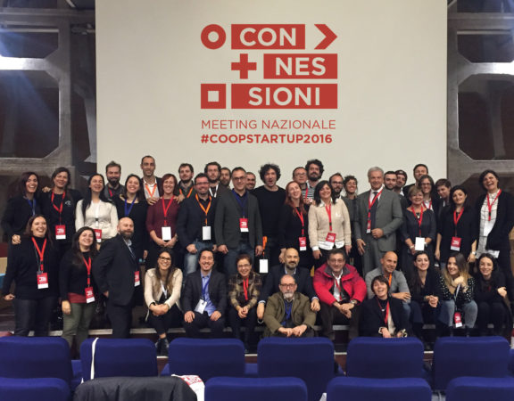 startup cooperative (Meeting 2016)