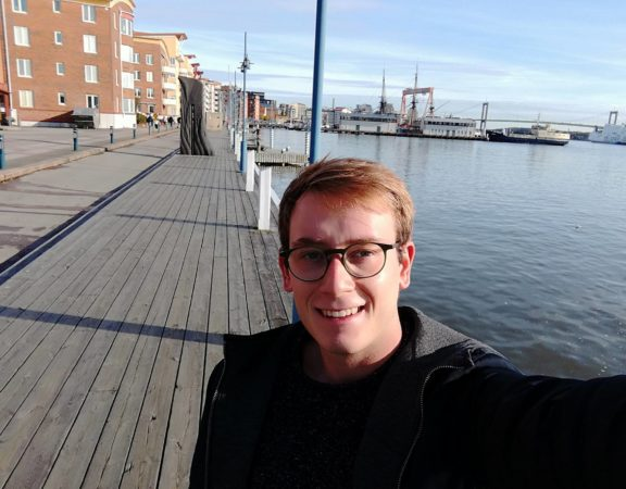 Erasmus in Svezia (Mattia Salvioni)